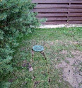 Дренаж фундамента и участка. Ливневая канализация.