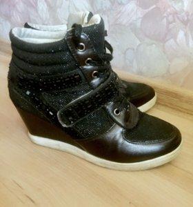 Кеды ботинки-Сникерсы 41