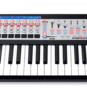 Миди клавиатура Novation 49 SL MkII в хорошем состоянии