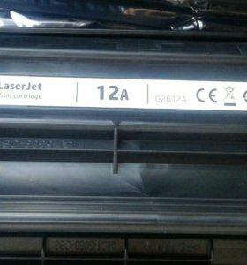 Картридж для принтера HP Laser Jet