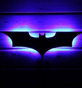 Бэтмен светильник (ночник)
