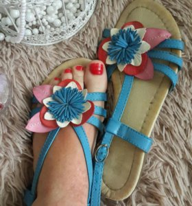 Летние туфли/босоножки