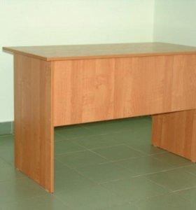 Новые столы - парты для офиса, вишня