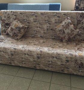диван новый очень удобный