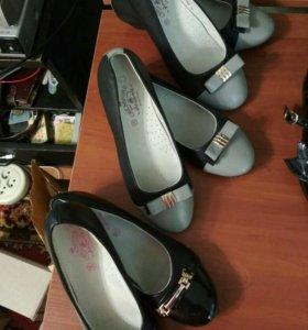 Обувь для девочки новая и бу