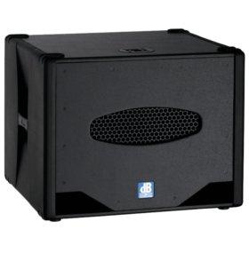 Сабвуфер Db tehnology SUB 808D