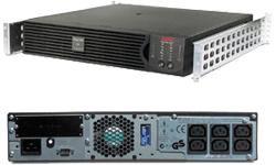 Источник бесперебойного питания APC Smart-UPS RT 2000VA RM 230V