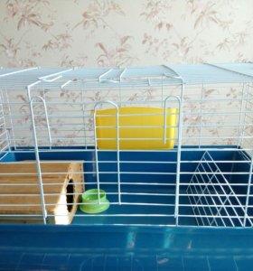 Клетка для грызунов .
