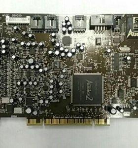 Звуковая карта Sound Blaster Audigy 2 ZS