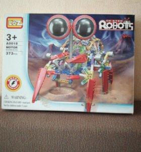 Конструктор-Loz Robots ox-eyed