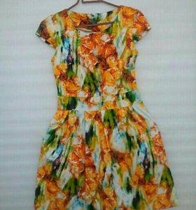 Платье+пояс