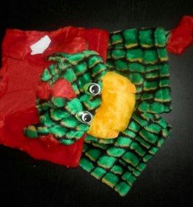 Костюм карнавальный - дракончик на 4-5 лет