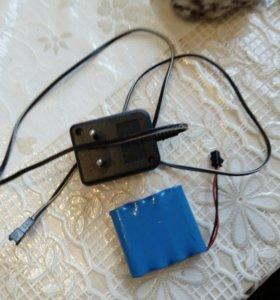 Аккумулятор зарядным