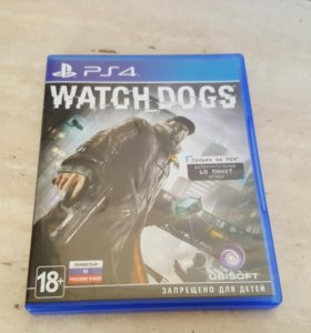 Watch Dogs на Playstation 4