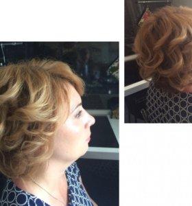 Причёски , укладки от 500 до -1000р