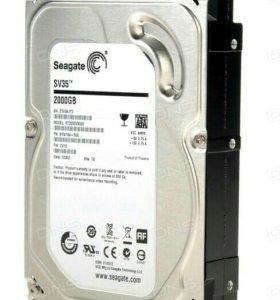 """Seagate 2tb 3.5"""""""
