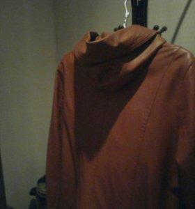 Куртка женская экокожа
