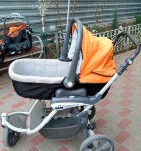 Детская коляска CAM Cortina Evolution X3 3 в 1-ом
