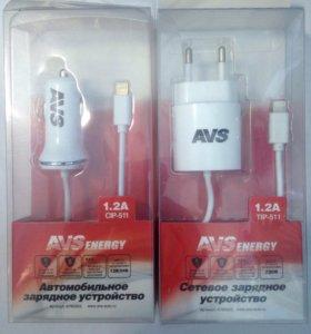 Зарядные устройства для iPhone