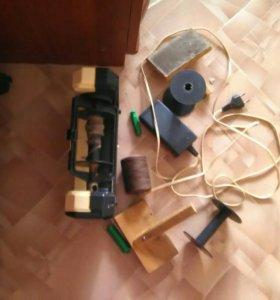 Электропрялка