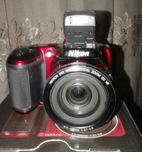 Новый Nikon l810.Обмен!!! Торг!