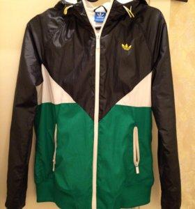Адидас adidas куртка ветровка