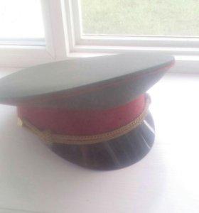 Фуражка офицерская (армия)
