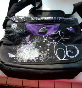 Школьная сумка для девочки