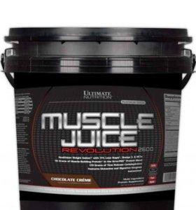 Ult Muscle Juice Revolution Vanilla 5040 гр.