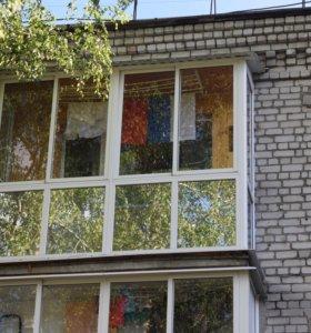 Тонировка окон, балконов, лоджий солнцезащитной плёнкой