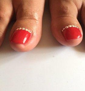 Покрытие ногтей ☺️
