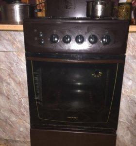 Плита газовая с пьезподжигом