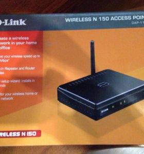 Точка доступа D-link DAP-1150