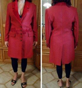 Пошив одежды на заказ - пальто / плащи