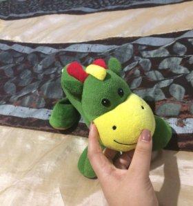 Плюшевый дракон