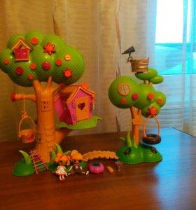 """Игровой набор """"Домик на дереве Лалалупси"""""""