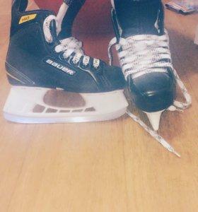 Хоккейные коньки 33,5 р.
