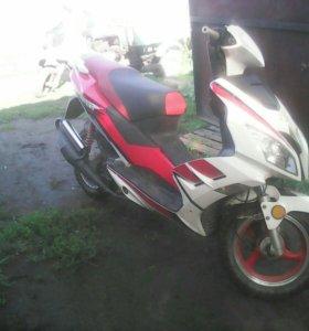Скутер Ирбис/кентрино
