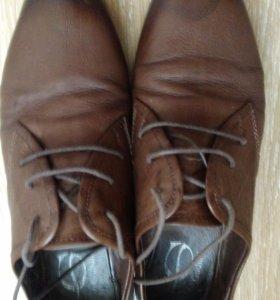 Туфли и макасины 36 р-р