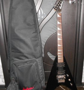 Гитара jackson king v
