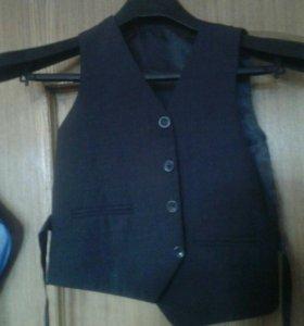 Пиджак и жилета