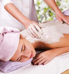 антицеллюлитная программа -тайский слим массаж