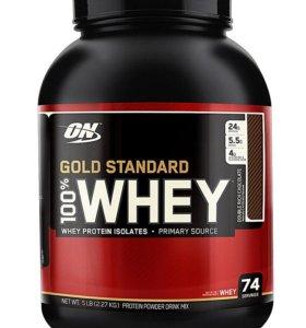 Optimum Gold Standard 100% Whey Cookies & Cream 5l