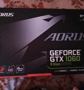 Geforce gtx 1060 6gb 9gbps