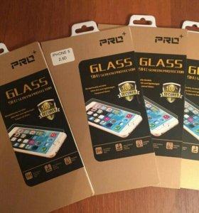 📱Защитное стекло на iPhone 5/6✔