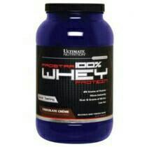 Ultimate Prostar Whey Vanilla 2 lb