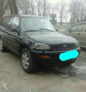 Toyota RAV4 Аккп.