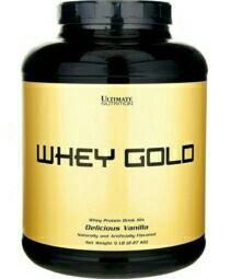 Ultimate Whey Gold Vanilla 5 lb