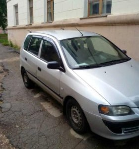 Mitsubishi Space Star 1 поколение