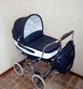 Детская коляска inglesina Vittoria экокожа